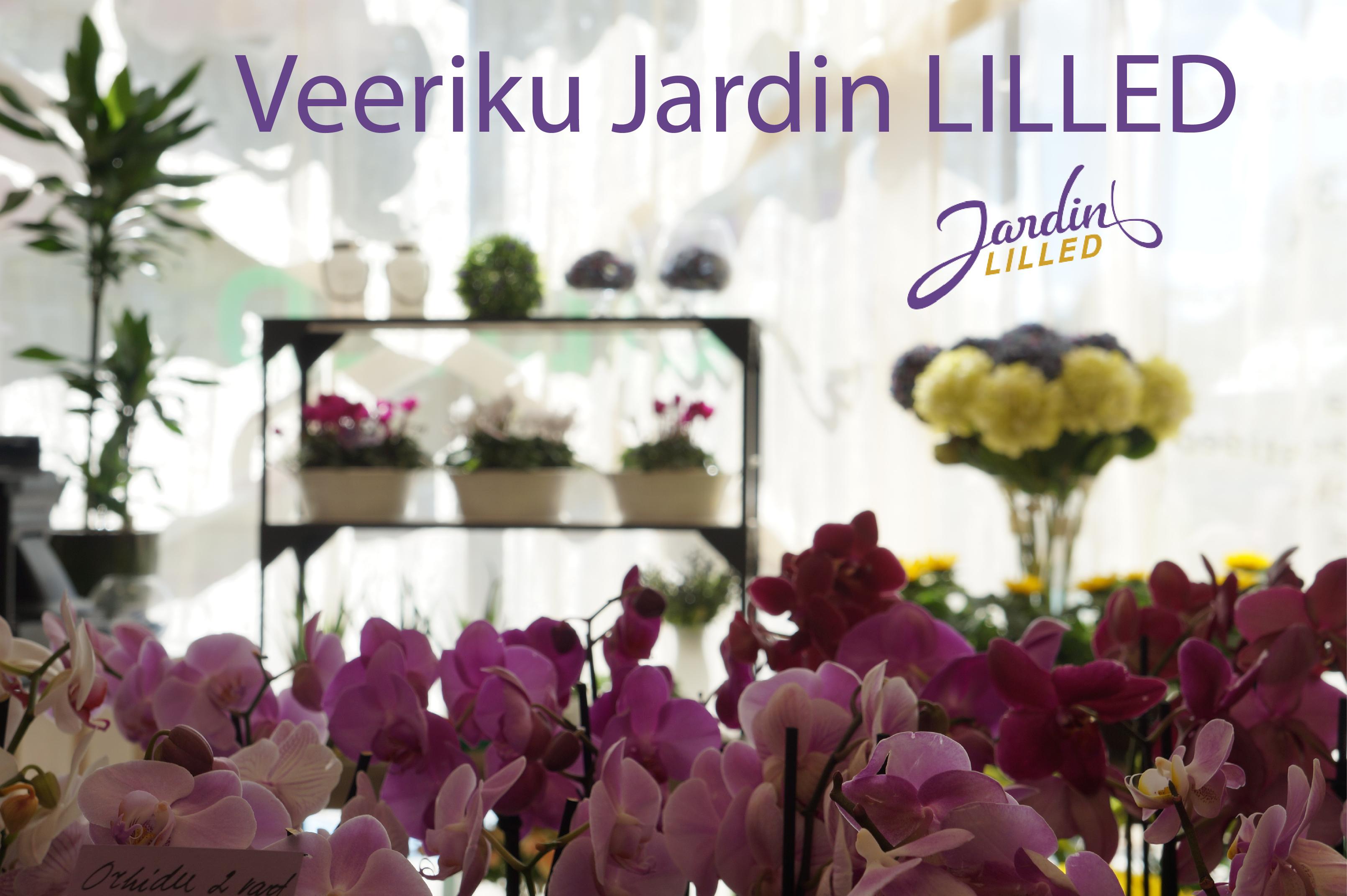 Veeriku jardin lilled for Jardin lilled
